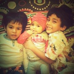 bro with d sist