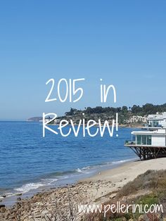 Pellerini – 2015 in Review: 2015 was an amazing year - traveling to Asia, NY, Vegas, and California; my first blogger conference (BlogHer); a beautiful wedding and so much more! Read about it all on the blog!