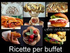 Menu per feste ricette facili | Arte in Cucina