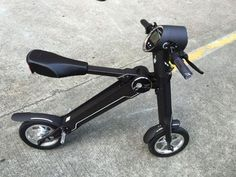 LEHE K1 Electric Scooter Foldable