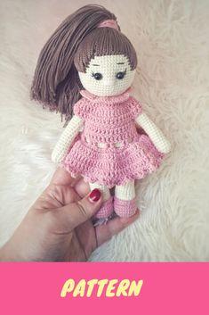 Crochet Cow, Giraffe Crochet, Giraffe Pattern, Plush Pattern, Crochet Doll Pattern, Crochet For Kids, Crocheted Toys, Handmade Toys, Handmade Crafts
