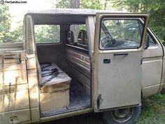 Vw Doka, Busses, Motorhome, Caravan, Volkswagen, Home Appliances, Trucks, Cars, Vehicles