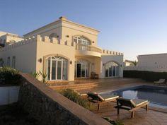 Morocco Real Estate - Facade of Algou Villa