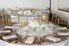 40 decorações para mesas de casamento 2017 incríveis: encontre a sua! Image: 0