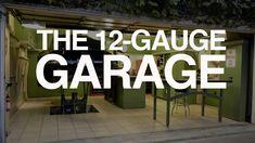 The Garage Garage Gallery Two Car Garage, Dream Garage, Garage Bathroom, Bathroom Ideas, Welcome Design, Garage Workshop, Workshop Ideas, Thrifty Decor, Bike Storage