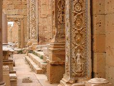 Leptis Magna, Libya | Flickr - Photo Sharing!