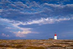 Hållö Island lighthouse.