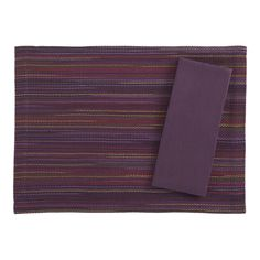 Beautiful placemats and napkins