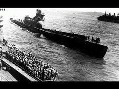 Submarinos Secretos do Japão [Dublado] Documentário National Geographic