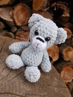 Teddy Bear, Toys, Crochet, Animals, Baby, Handmade, Amigurumi, Activity Toys, Animales