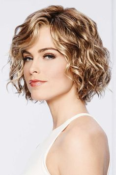 GET THIS ONE IN GL15/26 BUTTERED TOAST Sweet Talk by Eva Gabor Wigs - Lace Front, Monofilament Part Wig