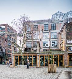 Pakt Antwerpen Old Factory, Antwerp, Lush Green, Dom, Terrace, Road Trip, Workshop, Around The Worlds, Gardens