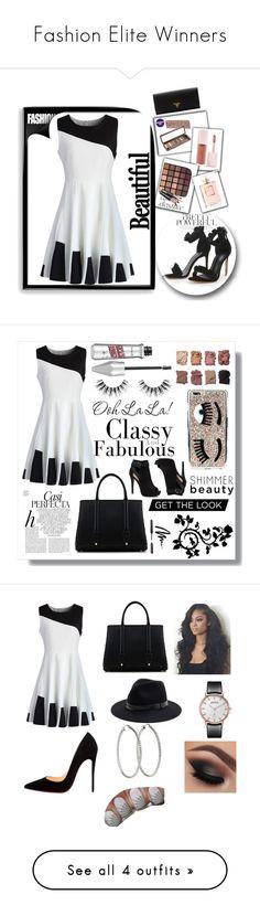 """Fashion Elite Winners"" by ktree57 ❤ liked on Polyvore featuring Chicwish, Chanel, Puma, Urban Decay, Bomedo, Prada, Bobbi Brown Cosmetics, Apt. 9, La Perla and Chiara Ferragni"