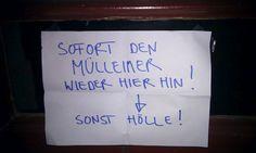 NOTES OF BERLIN - Seite 47 von 505 - Blog über lustige Sprüche aus Berlin
