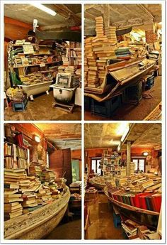 Books in Boats!