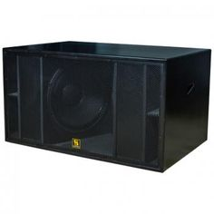 Dual 18 inch High Power Pro Subwoofer Box - Buy 18 inch subwoofer, high power subwoofer, subwoofer speaker Product on Sanway Professional Audio Equipment Co. Subwoofer Box Design, Speaker Box Design, Subwoofer Speaker, Powered Subwoofer, Pro Audio Speakers, Plywood Cabinets, Sub Box, Professional Audio, Speakers