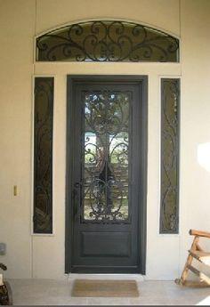 Iron Front Door Http://www.thefrontdoorco.com/GalleryIron.aspx