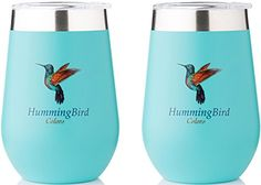 Hummingbird Colors, Outdoor Travel, Glamping, Coffee Shop, Wine Glass, Outdoor Products, Camping Outdoors, Stainless Steel, Offroad