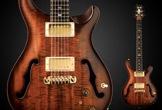 PS# 1535 - Koa Hollowbody I. I can't get enough koa.