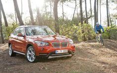 Ultra HD BMW X1 2013 06 1920�1200