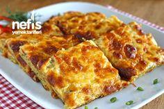 Besleyici ve Çok Lezzetli Kahvaltı Böreği - Nefis Yemek Tarifleri