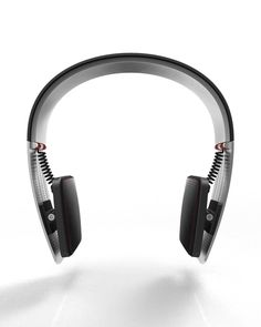 Porsche Design Headphones by jules parmentier, via Behance