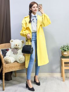 Korean Fashion Trends you can Steal – Designer Fashion Tips Korean Fashion Trends, Korea Fashion, Asian Fashion, Daily Fashion, Fashion Tips, Fashion Design, Fashion Styles, Fashion Ideas, Korean Products