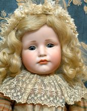"20"" Kammer & Reinhardt 114 ""Gretchen"" Character With Exceptionally Rare Sleep Eyes! A once in a lifetime doll..."