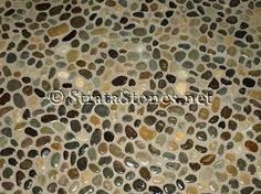 Image result for grout colors for dark stones