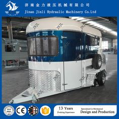 Source 2 Horse Angle Load Float/trailer from China up to Australian standard on m.alibaba.com