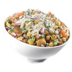 Healthy Hollywood: Fab Food Friday - Warm Garbanzo Salad!