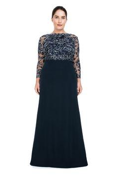 Vestidos madrina talla xxl