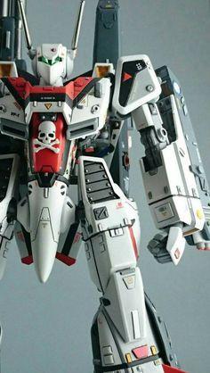 Macross Valkyrie, Robotech Macross, Macross Anime, Mecha Anime, Anime Figures, Action Figures, Japanese Robot, Mekka, Super Robot