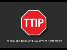 Ce lo chiede l'Europa TTIP che cos'è?