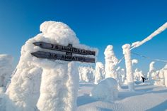 Norama | I GRANDI TREKKING Ski treks, solo i percorsi più belli SPECIALE FONDO Ski Trek - 150 Km - Rauhala, Pallas, Hetta