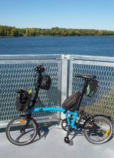Brompton, Motorcycle Design, Mini Bike, Bike Accessories, Bike Life, Touring, Cycling, Bicycle, Culture