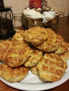 Tepertős pogácsa – Nem kell hajtogatni, nem kell vele várni, azonnal lehet sütni