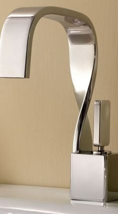 Faucets are a crucial detail in any home. Take a look at our round up of 27 Unique Faucets for inspiration on giving your home an interesting update.