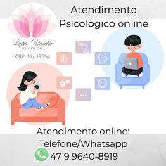Adicione aos seus contatos  47996408919 Salve como Psico Liara Vacchin. *Atendimento Presencial e Online: Crianças, Adolescentes, Adultos*