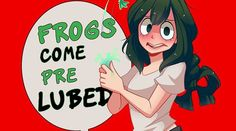 Boko No Hero Academia, My Hero Academia Tsuyu, Boku No Academia, Cute Girls, Cool Girl, Tsuyu Asui, Question Mark, Cute Anime Couples, One Punch Man