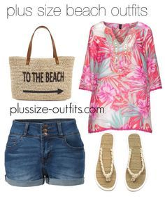 5 plus size beach outfits to wear this summer - plus size fashion for women