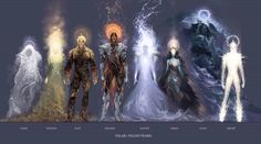 J.R.R. Tolkien's 'The Silmarillion' - A Read-Through By TolkienGAF (Join Us!) - Page 7 - NeoGAF----- THIS IS INCREDIBLE ART REPRESENTING THE VALOR!