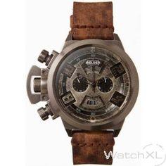 Welder 3600 K24 Vintage chronograph watch