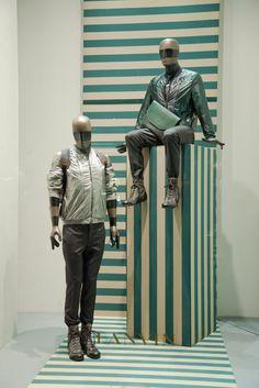 podium, peinture ou wallpaper