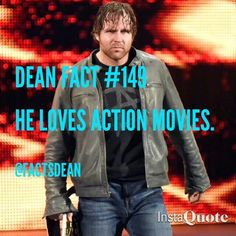 Hey Deanie how about since me you and aj love action movies lets watch one. *watches movie* Me: *cuddles with Dean*