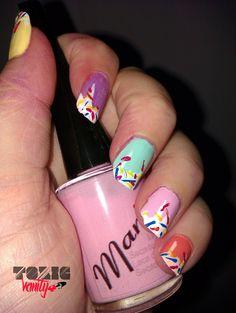 Sprinkles Nails