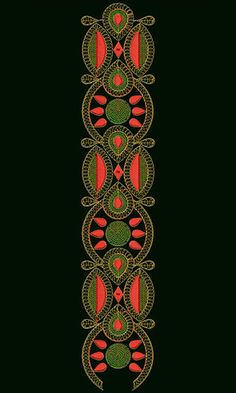 Sequins with Cording Embroidery 21176 Indian Embroidery Designs, Lace Embroidery, Machine Embroidery, African Men Fashion, Mens Fashion, Edwardian Dress, Flower Art, Life Hacks, Patches