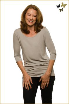 comfortable tops for women over 50