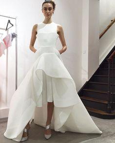 Maticevski Paris fashion week showings SS16   tonimaticevski.com