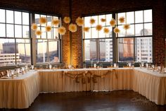 St Louis wedding reception at NEO on Locust. photo credit: Creative Visions Photography